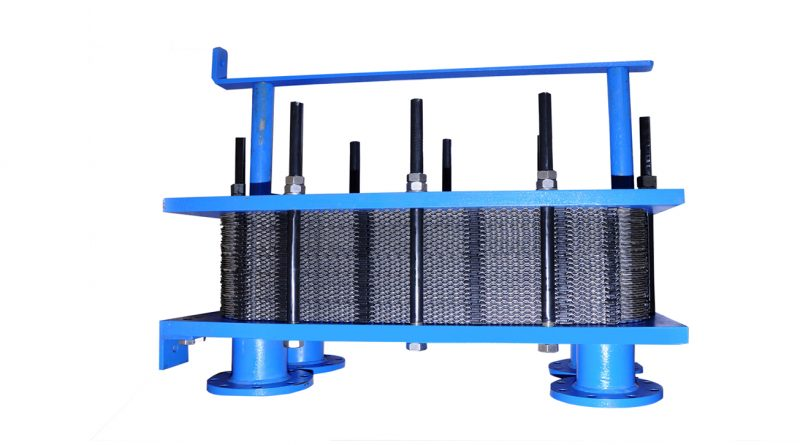 Plate-Type-Heat-Exchanger