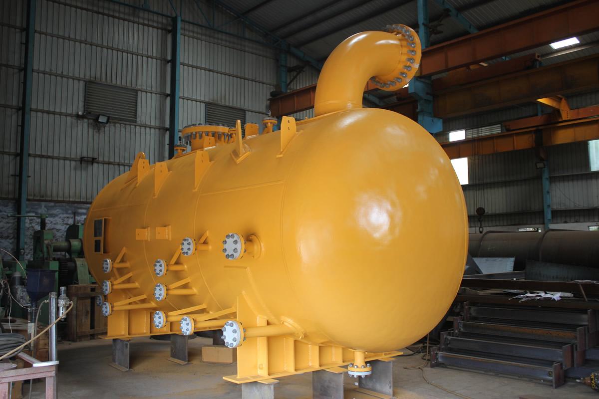 Inlet Separator – Pressure Vessels