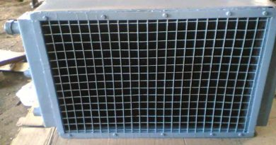 Finned Air Cooler