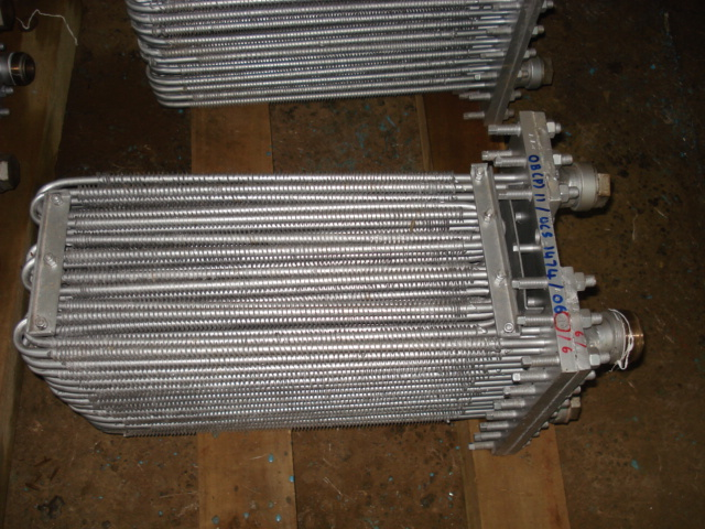 Fin Type Heat Exchangers