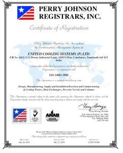 ISO-2004 Perry Johnson Registrars Inc