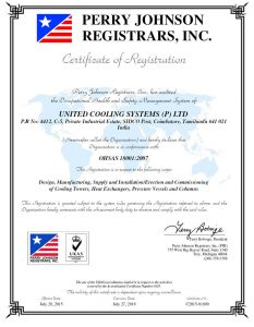 ISO-2007, Perry Johnson Registrars, Inc