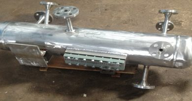 ss high pressure heat exchanger